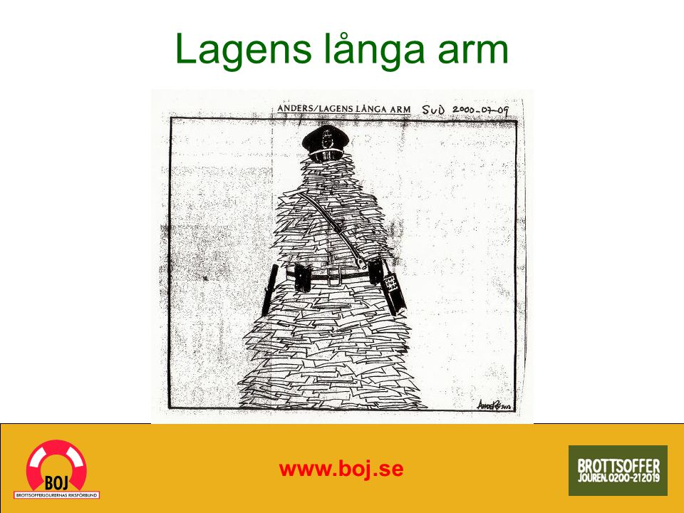 Lagens långa arm www.boj.se
