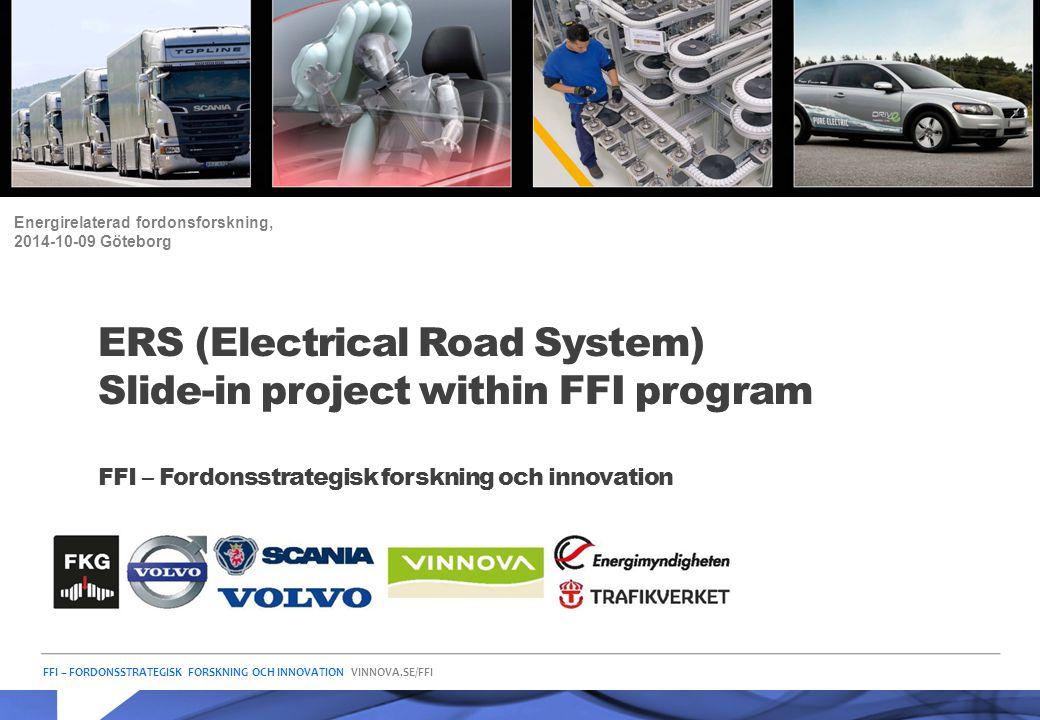 Energirelaterad fordonsforskning, 2014-10-09 Göteborg