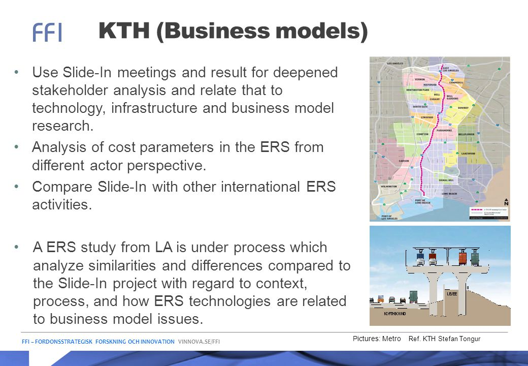 KTH (Business models)