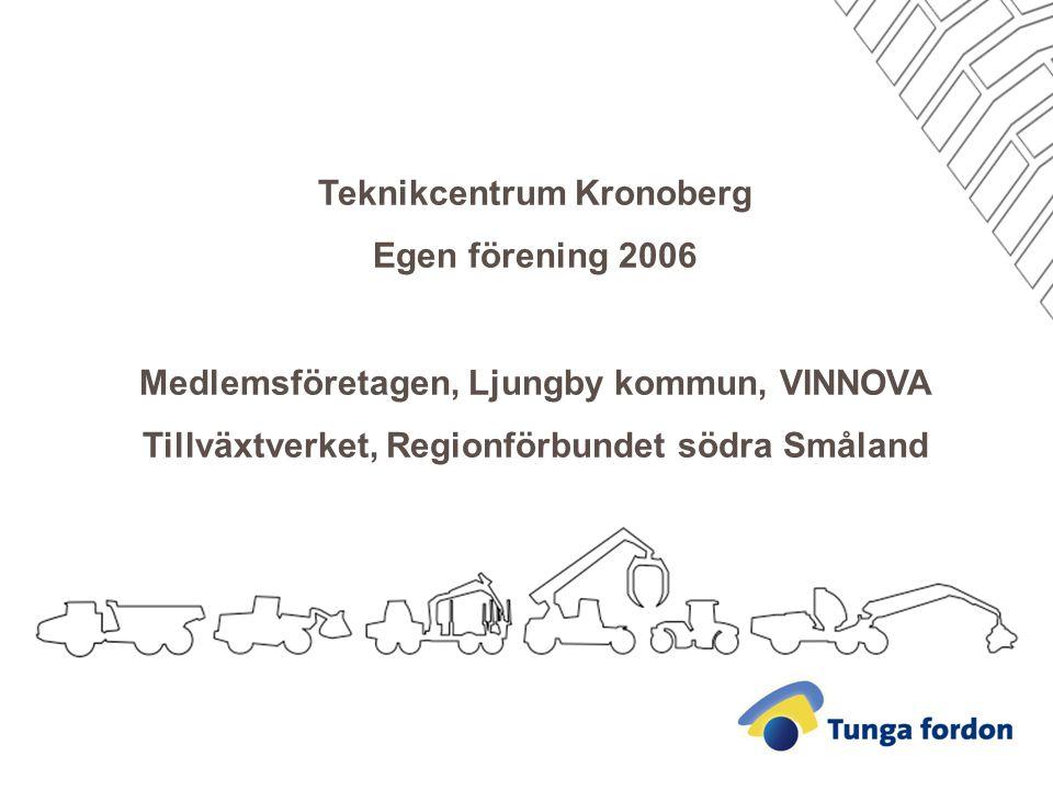 Teknikcentrum Kronoberg Egen förening 2006