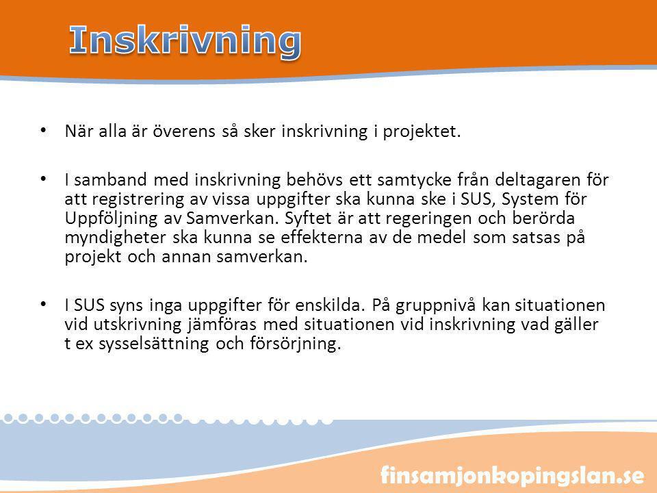 Inskrivning finsamjonkopingslan.se