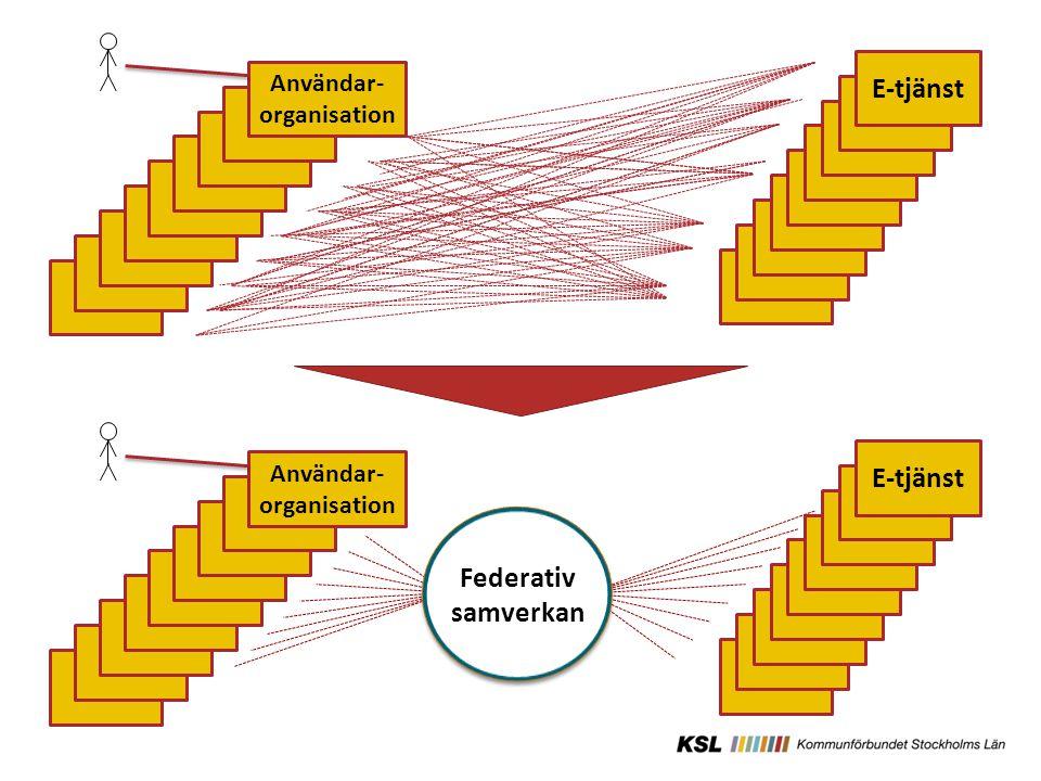 Användar-organisation Användar-organisation