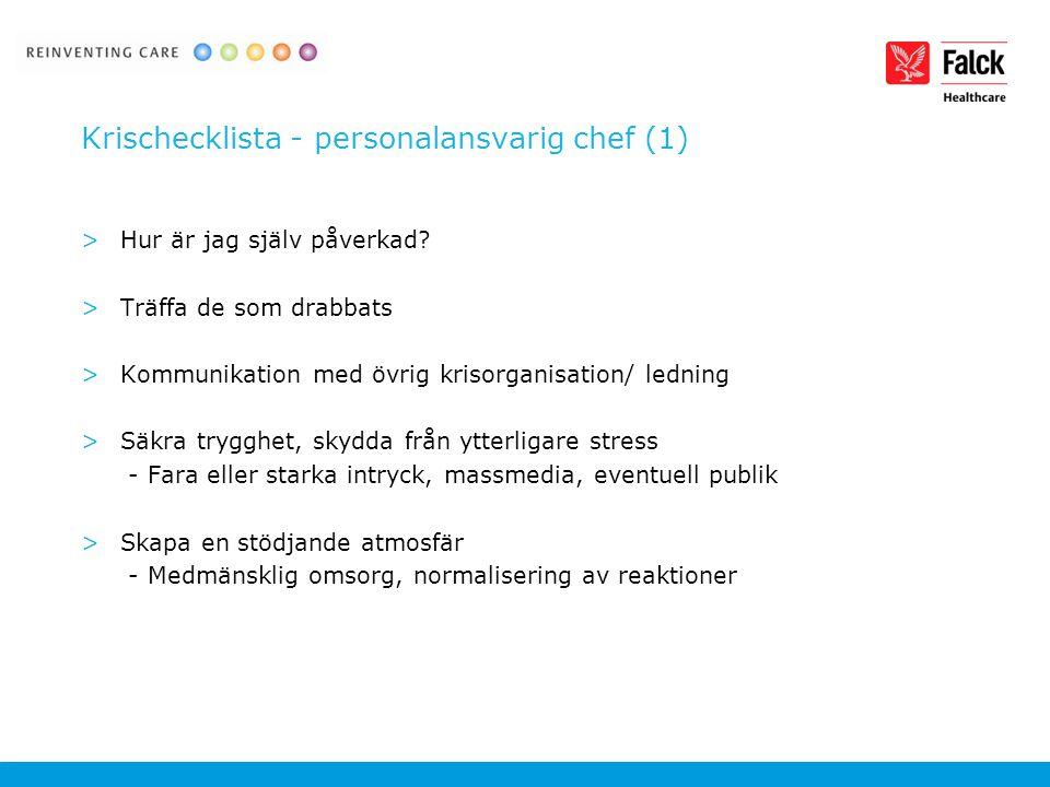 Krischecklista - personalansvarig chef (1)