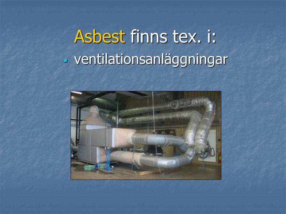 ventilationsanläggningar