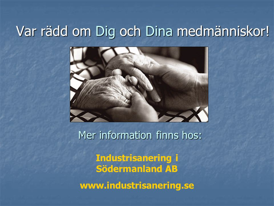 Industrisanering i Södermanland AB