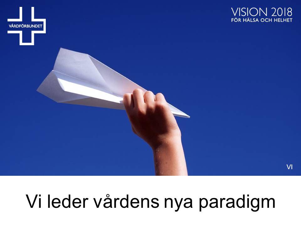 Vi leder vårdens nya paradigm