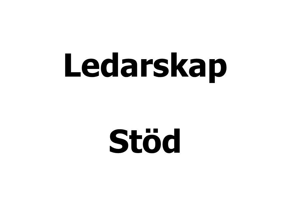 Ledarskap Stöd