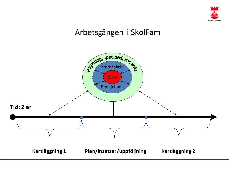 Arbetsgången i SkolFam