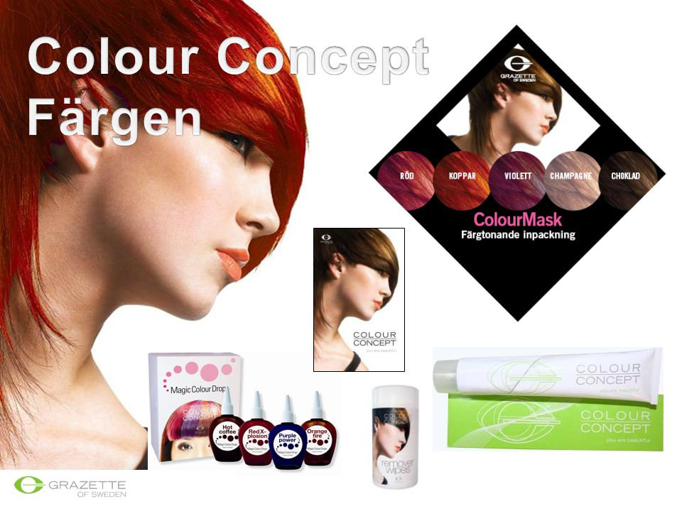 Colour Concept Färgen Colour Concept