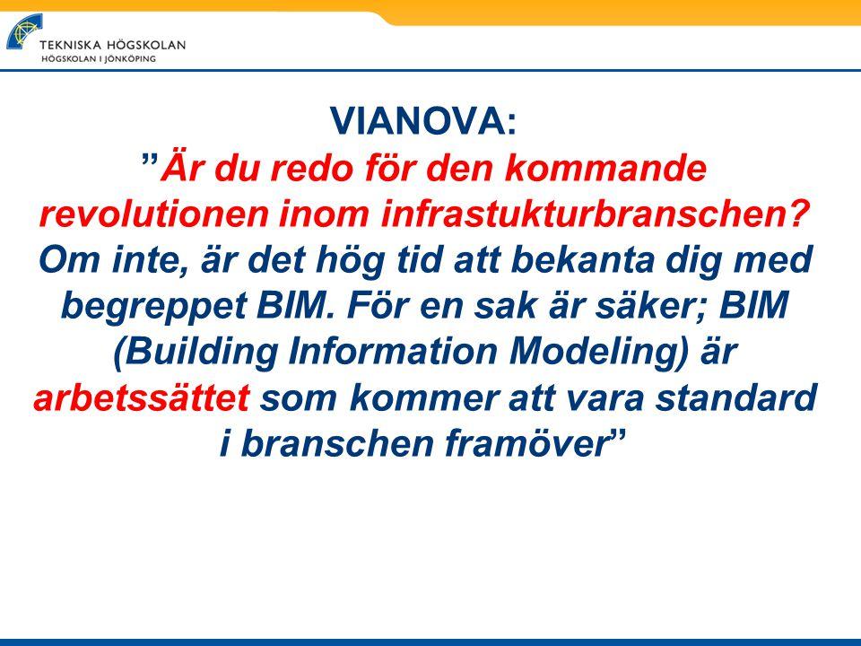 VIANOVA: Är du redo för den kommande revolutionen inom infrastukturbranschen.