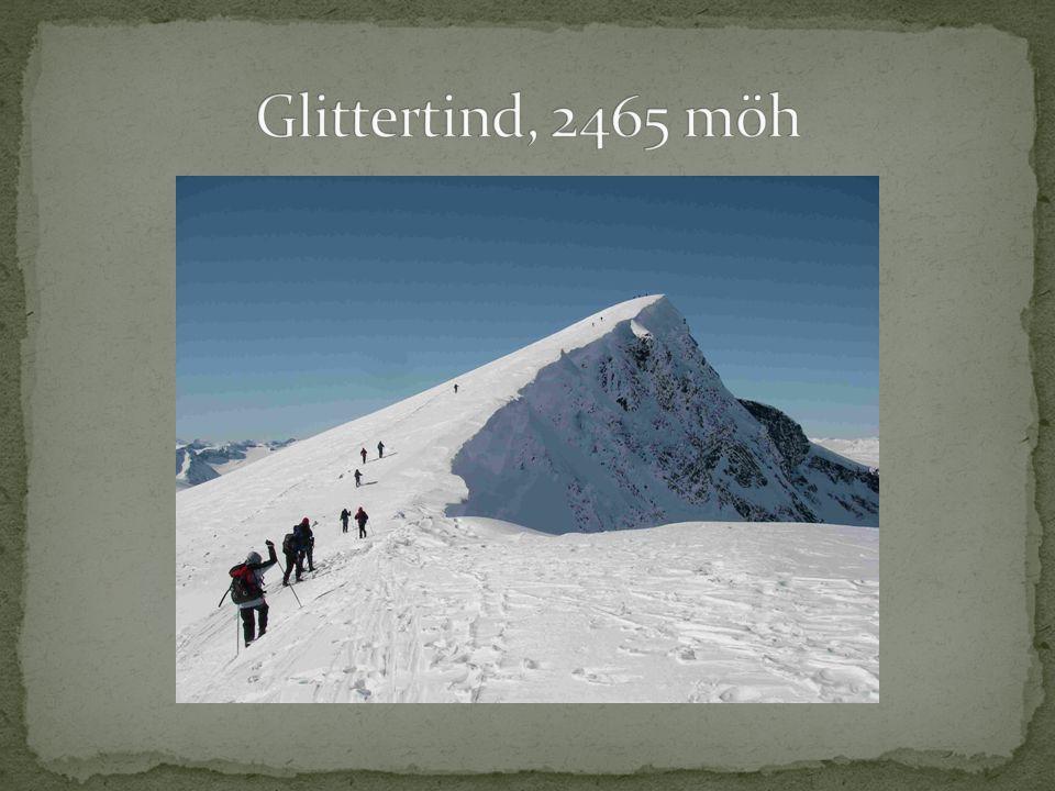 Glittertind, 2465 möh