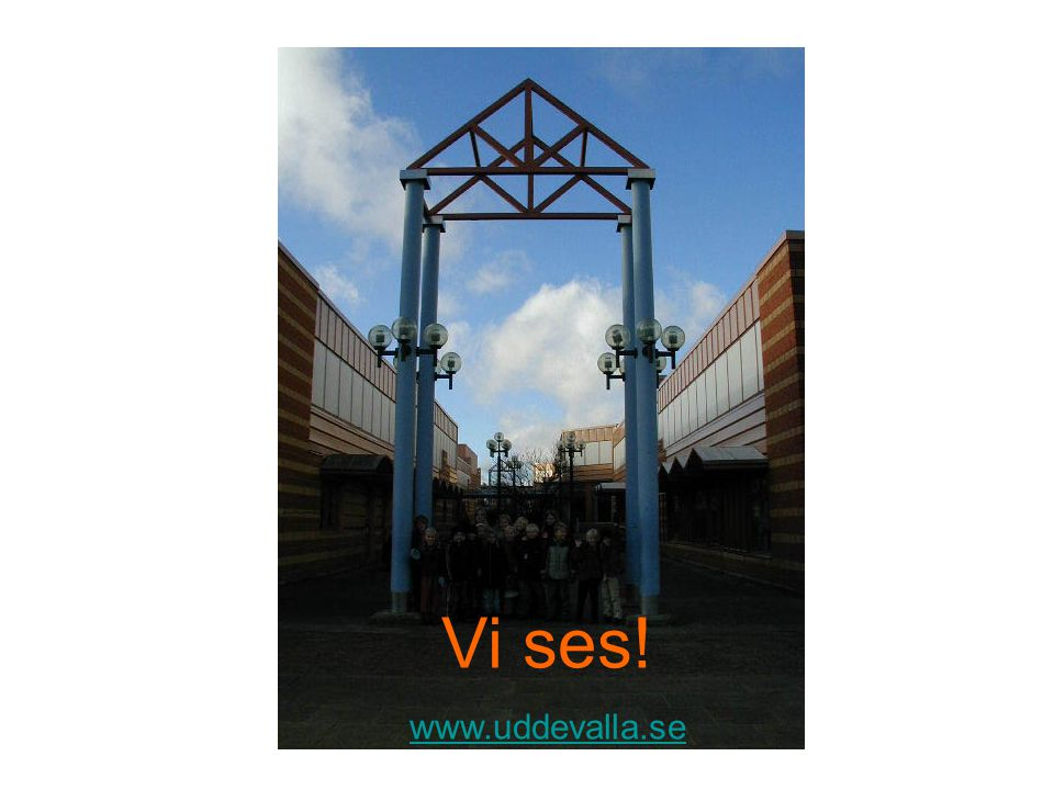Vi ses! www.uddevalla.se