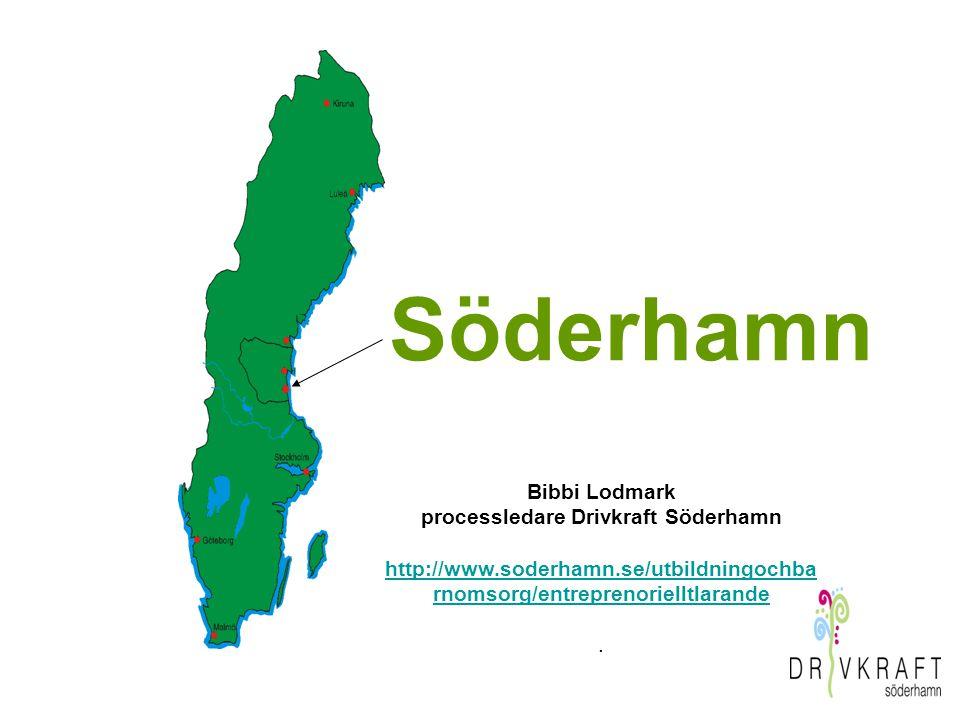 processledare Drivkraft Söderhamn