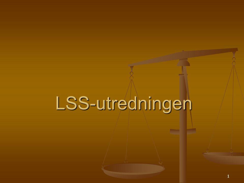 LSS-utredningen