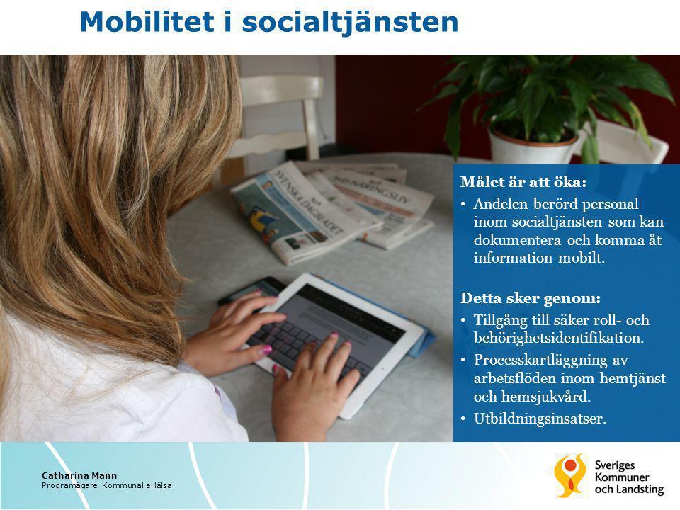 Mobilitet i socialtjänsten