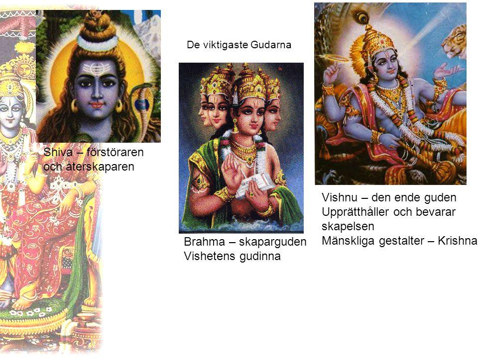 Upprätthåller och bevarar skapelsen Mänskliga gestalter – Krishna