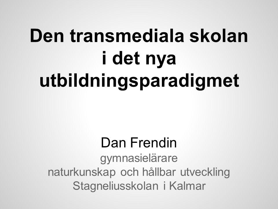 Paradigm Mönster eller modell som styr hur vi tänker om och upplever en företeelse.