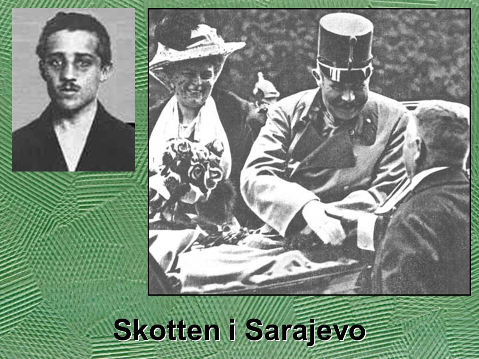 Skotten i Sarajevo