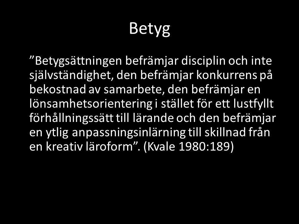 Betyg