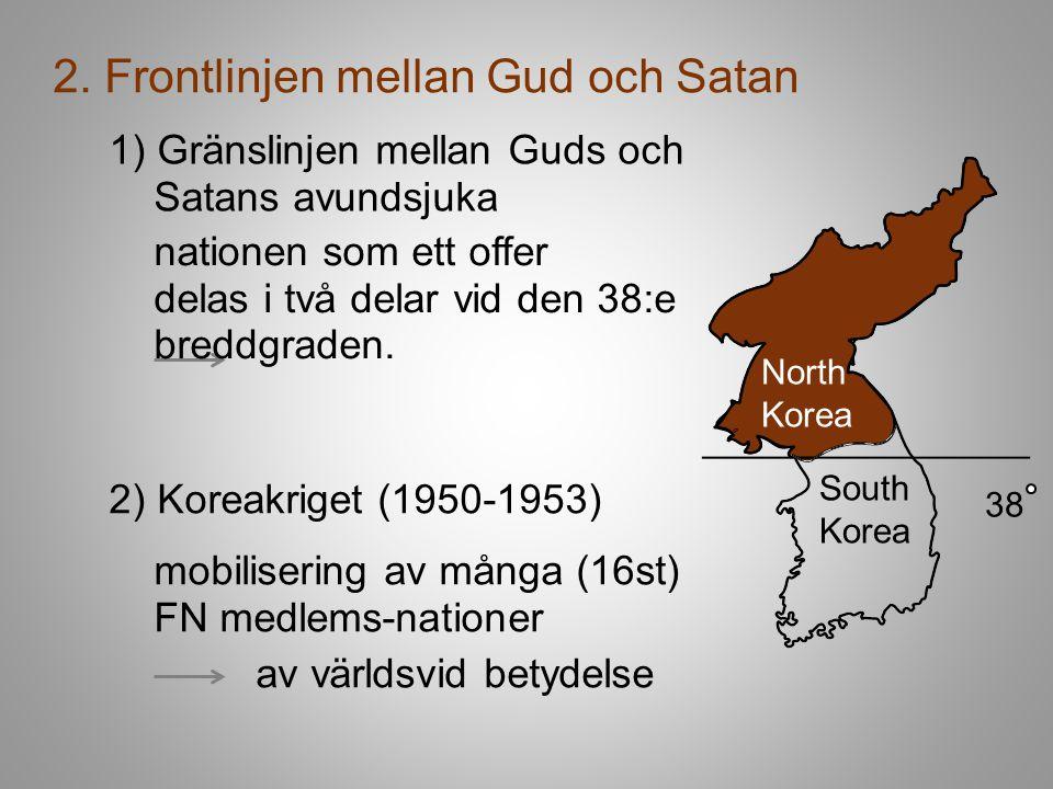 2. Frontlinjen mellan Gud och Satan