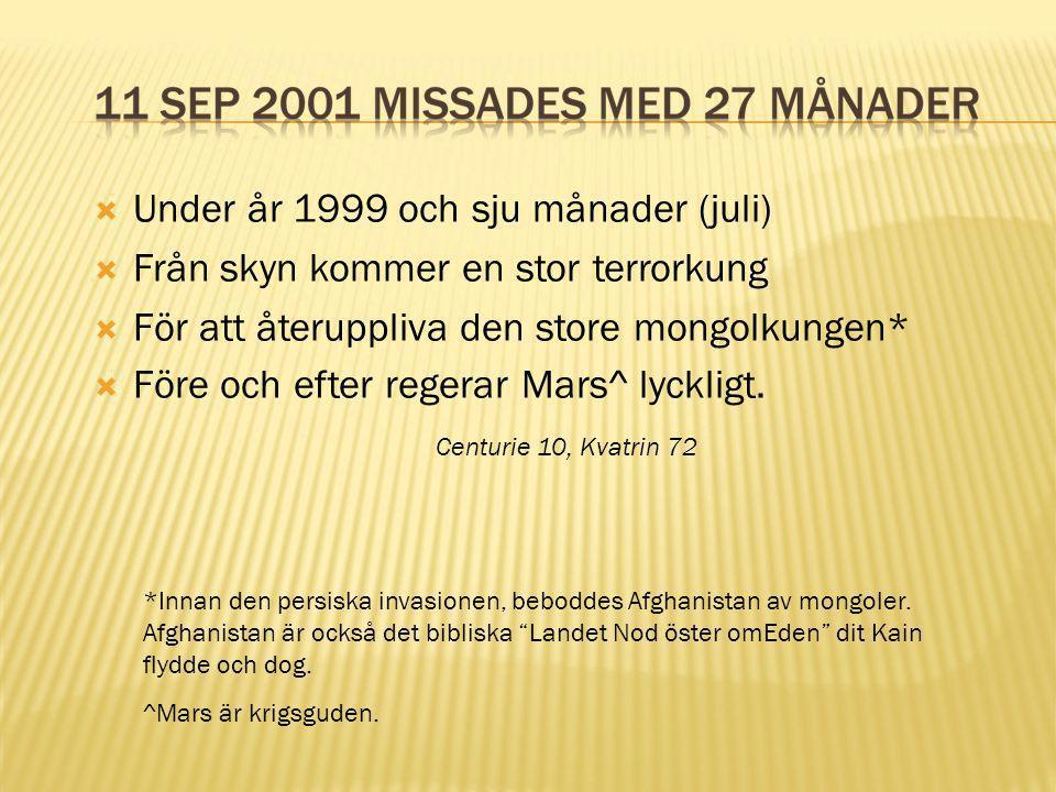 Under år 1999 och sju månader (juli)