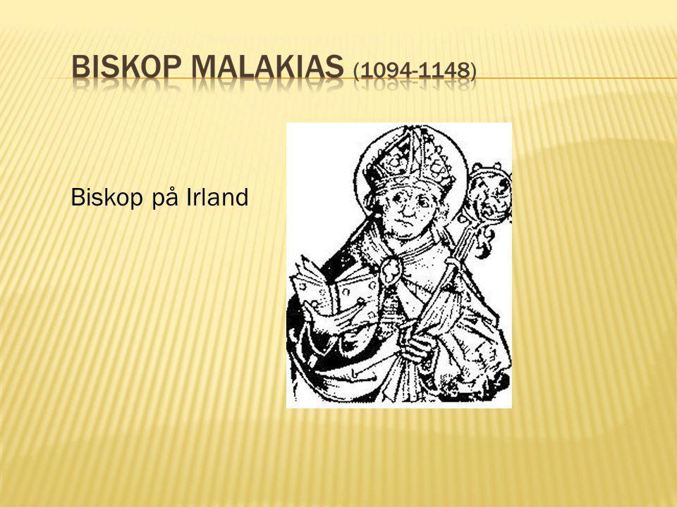Biskop på Irland