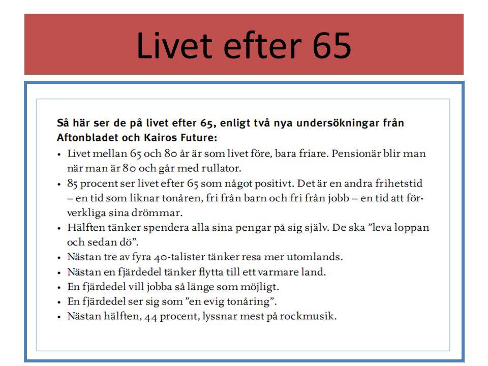 Livet efter 65