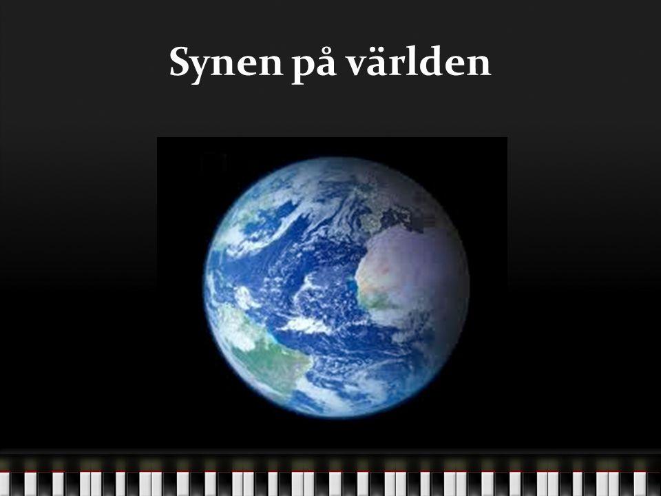 12-01-21 Synen på världen