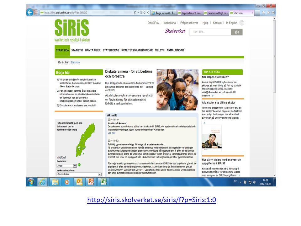 http://siris.skolverket.se/siris/f p=Siris:1:0