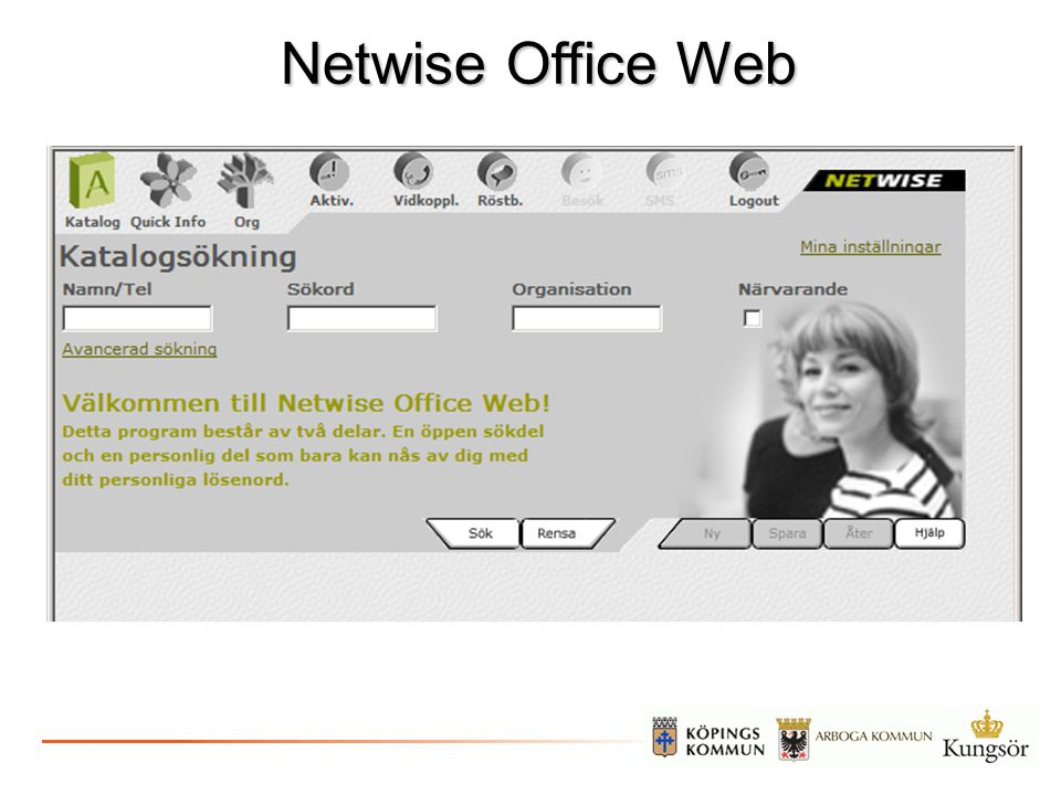 Netwise Office Web