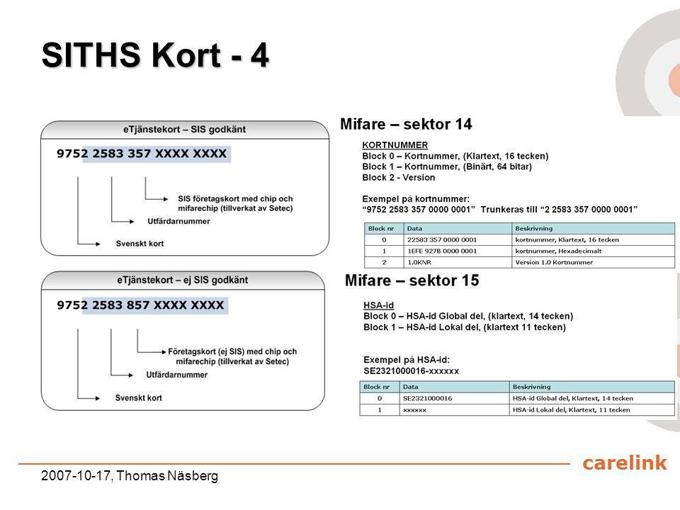 SITHS Kort - 4 2007-10-17, Thomas Näsberg