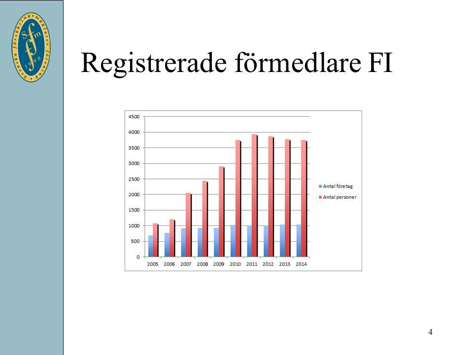 Registrerade förmedlare FI