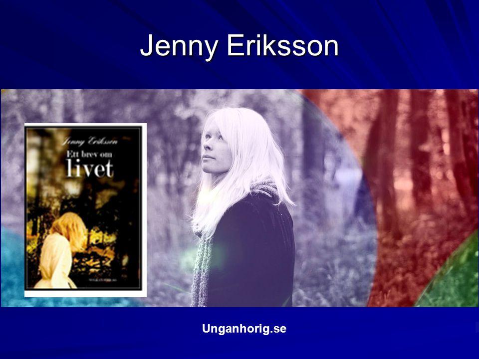 Jenny Eriksson Unganhorig.se
