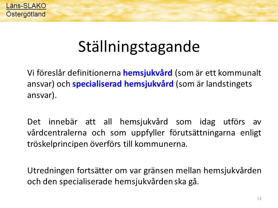 Läns-SLAKO Östergötland