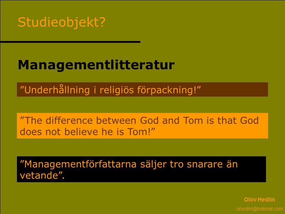 Managementlitteratur