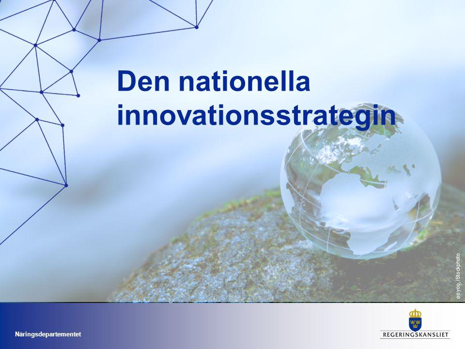 Nu formas Sveriges innovationsstrategi