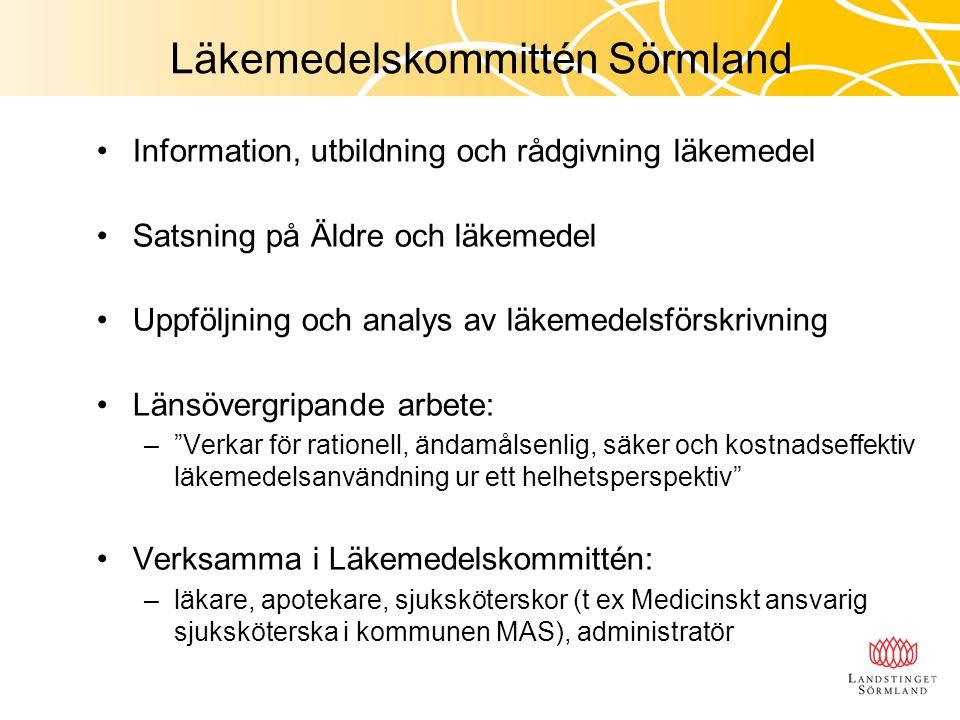 Läkemedelskommittén Sörmland