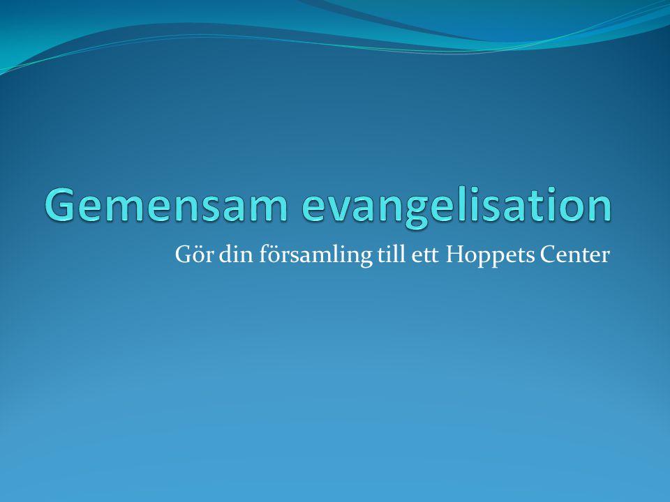 Gemensam evangelisation
