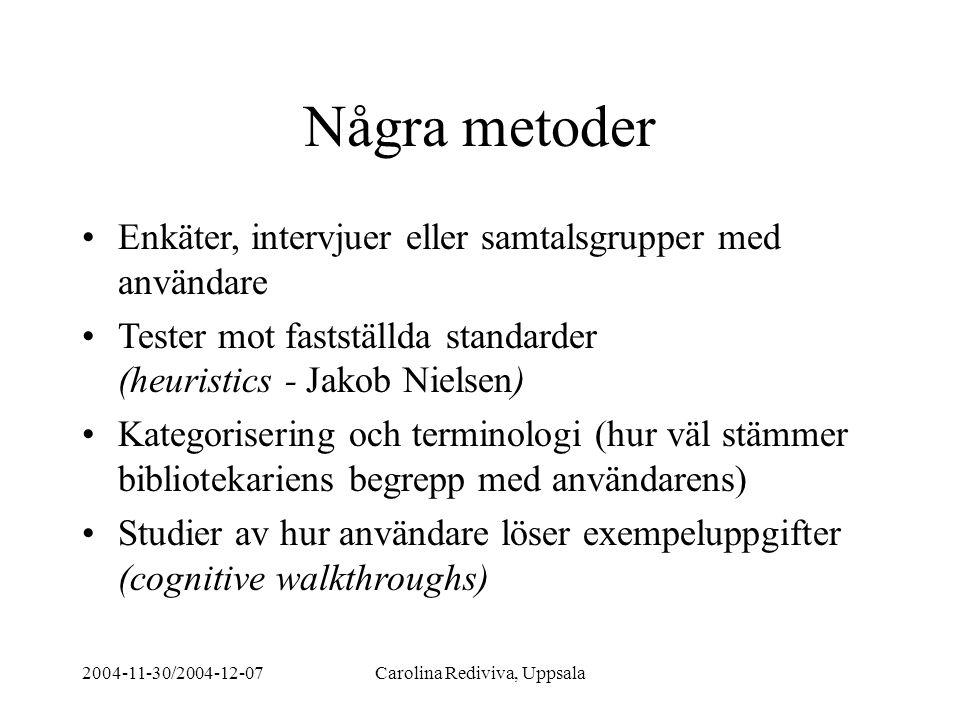 Carolina Rediviva, Uppsala