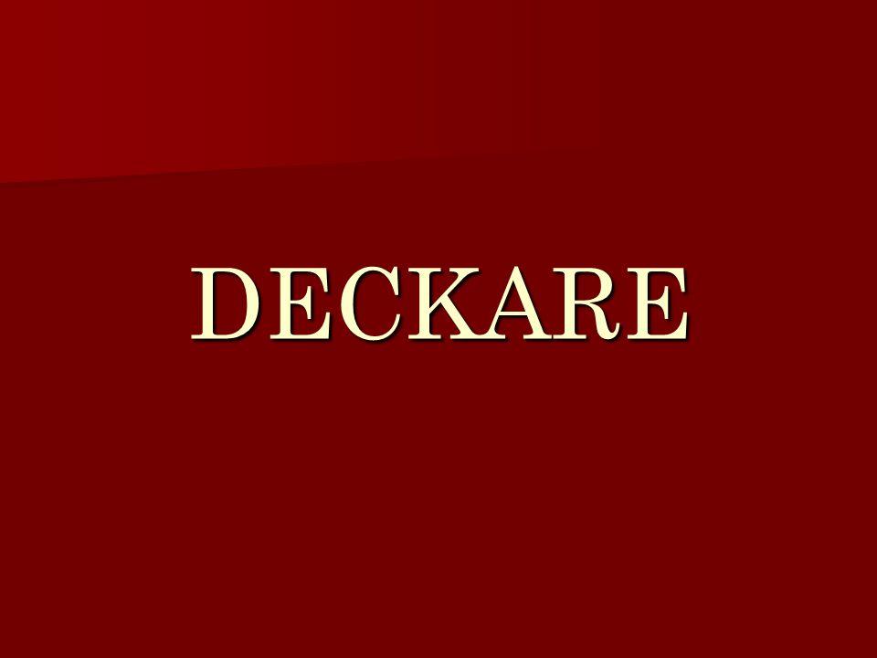 DECKARE