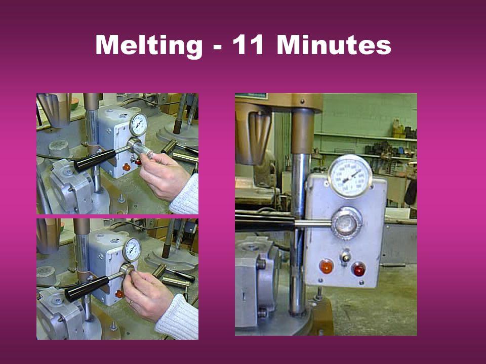 Melting - 11 Minutes Valplast Presentation - Peterson Airforce Base