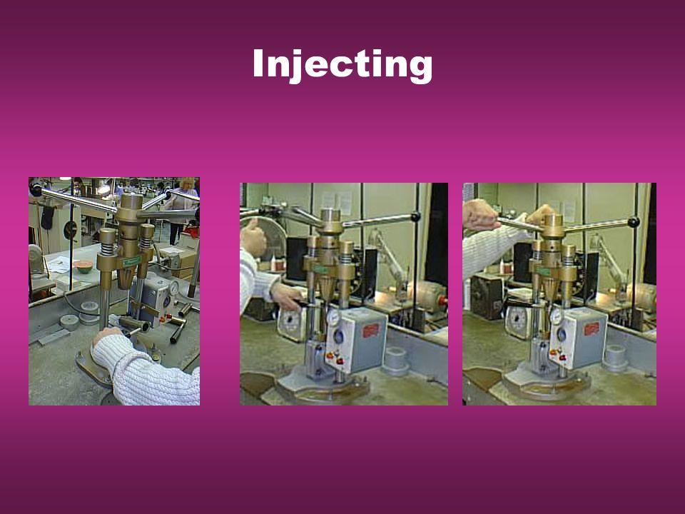 Injecting Valplast Presentation - Peterson Airforce Base