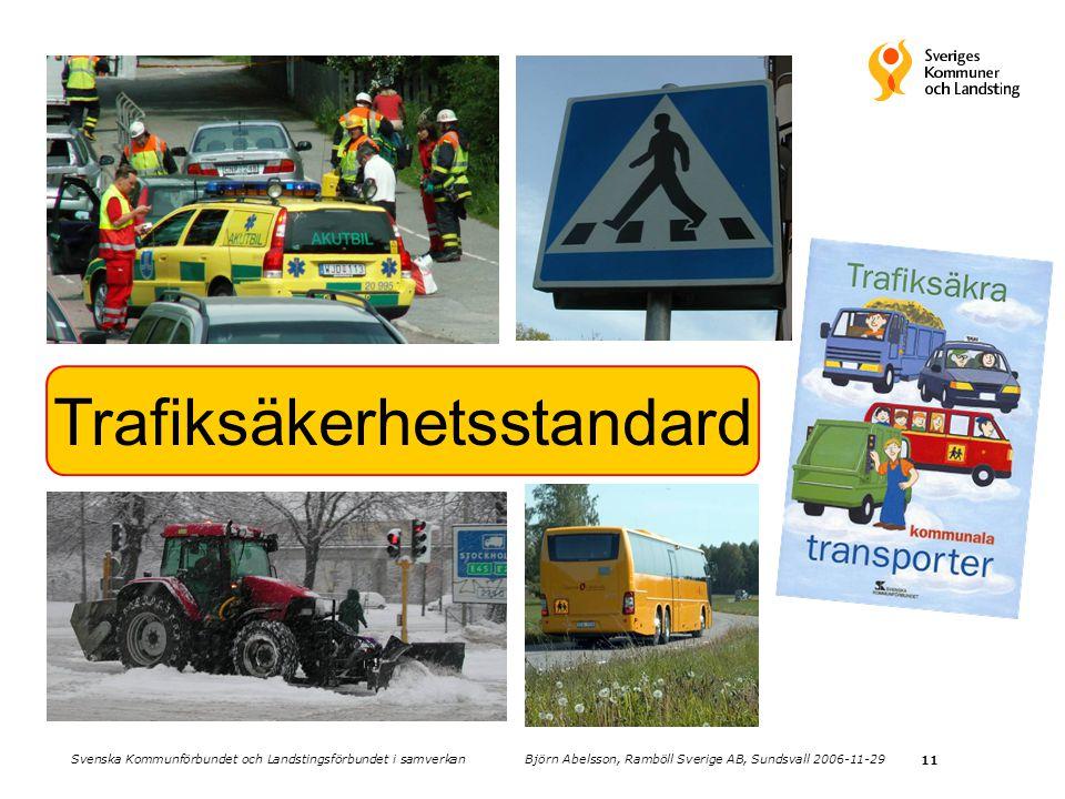 Trafiksäkerhetsstandard