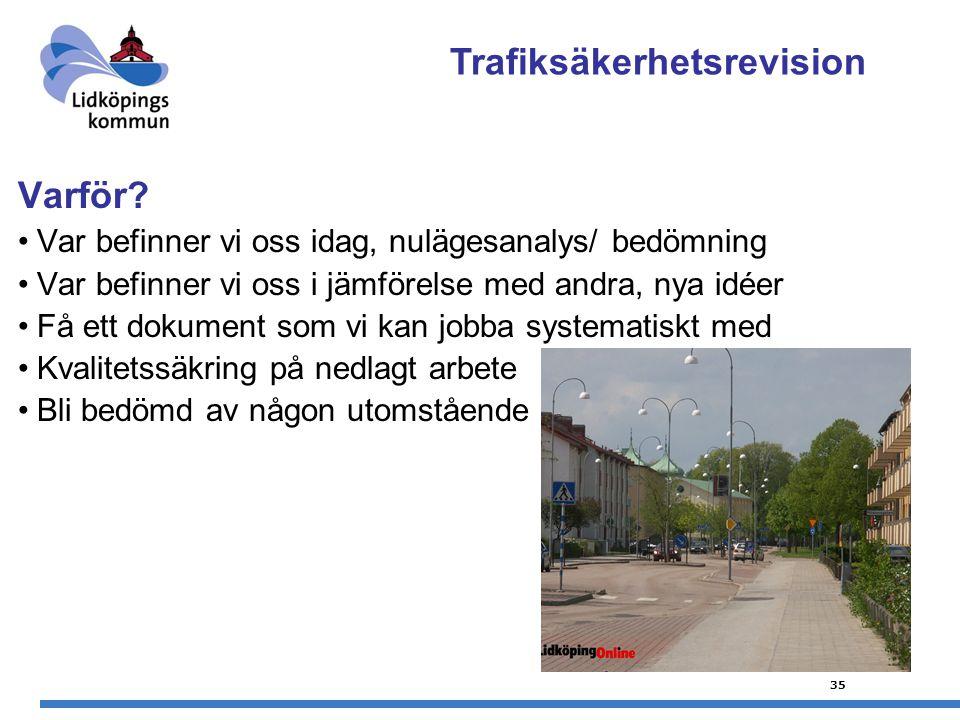Trafiksäkerhetsrevision