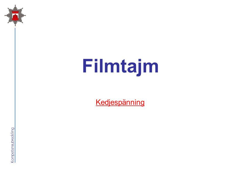 Filmtajm Kedjespänning