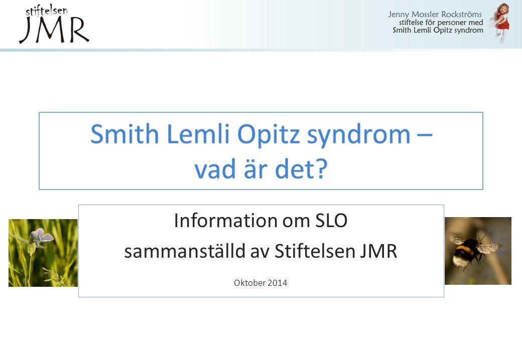 Smith Lemli Opitz syndrom – vad är det