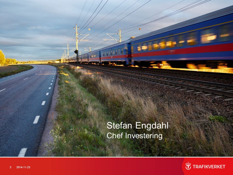 Stefan Engdahl Chef Investering