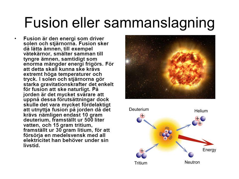 Fusion eller sammanslagning