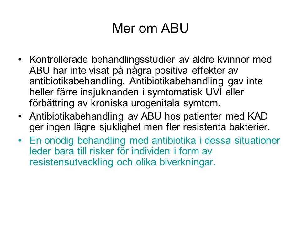 Mer om ABU