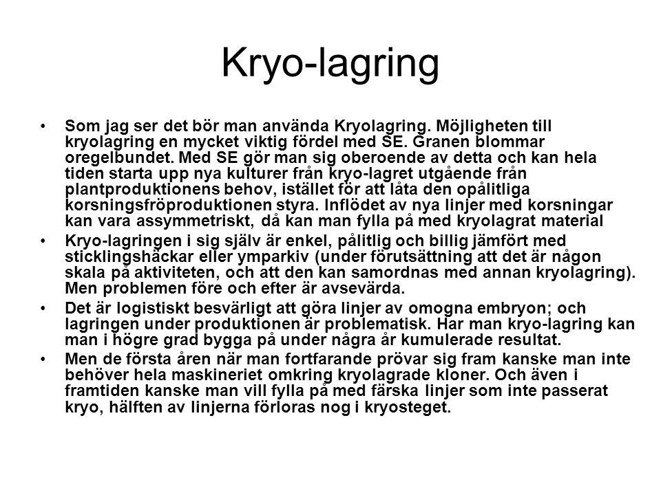 Kryo-lagring